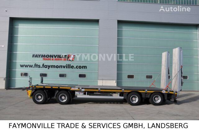 nieuw FAYMONVILLE MAX TRAILER MAX600-S-4-9.30-U dieplader aanhanger