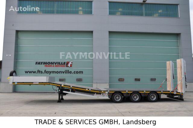 nieuw FAYMONVILLE Satteltieflader MAX100-N-3B-9.30-U dieplader oplegger
